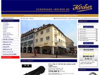 Schuhhaus Eugen Kocher KG