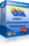 Mehrdimensionale Varianten für Oxid PE