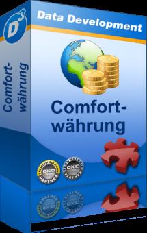 Comfort-Währung für Oxid PE Pro