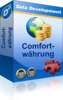 Comfort-Währung für Oxid EE