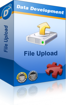 File Upload für Oxid EE