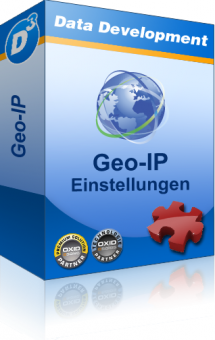 Geo IP Vorauswahl für Oxid EE