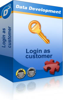 Login as Customer EE