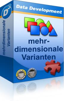 Mehrdimensionale Varianten für Oxid EE