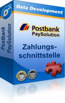 Postbank Paysolution für Oxid PE