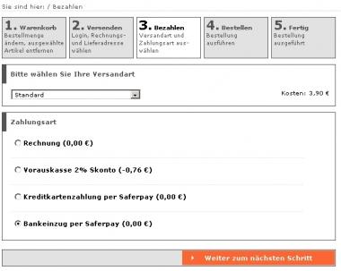 Saferpay-Schnittstelle für Oxid EE  Icon Nr 3